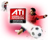 ATI Mobility Radeon HD 550v