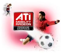 AMD ATI Mobility Radeon HD 540v