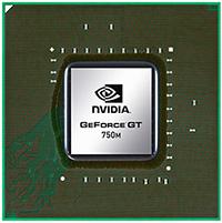 НВИДИА(NVIDIA) GeForce (Джефорс) GT 750M <a target=
