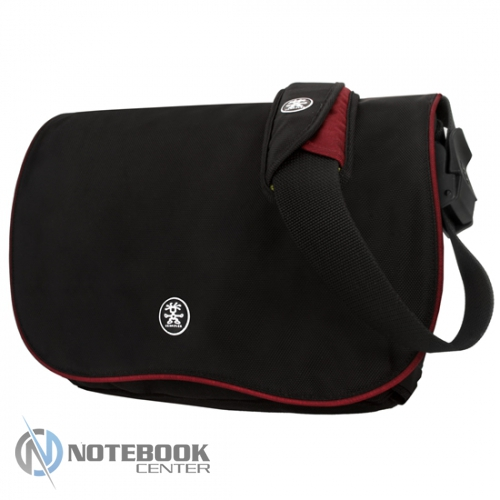 Crumpler FBUZ.  Notebook-Center.