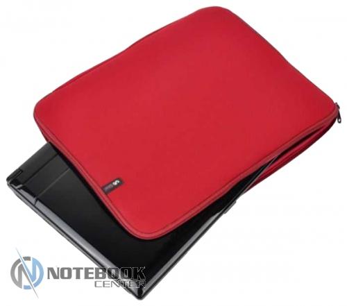 Сумка для ноутбука Envy Cover Red (нейлон, красная) 21051.