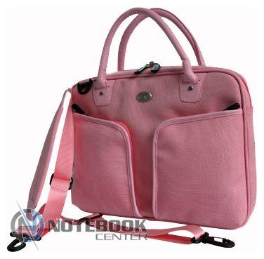 "Сумка для ноутбука Kingsons KS6034W, up to 13.3 "", nylon, pink."