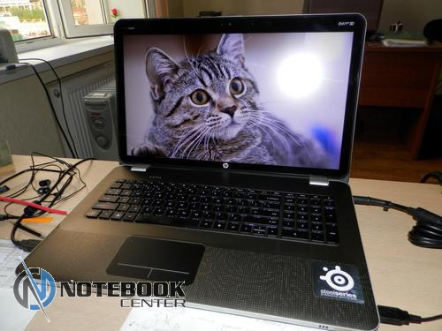 HP Envy 17t-2100 CTO 3D Edition Notebook Windows 7 64-BIT