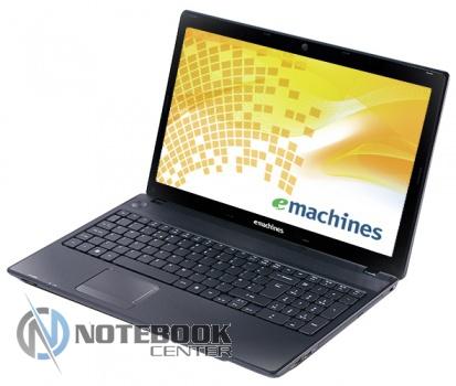 Ноутбук acer emachines e529