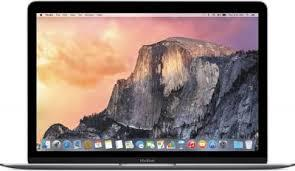 Apple MacBook MJY32RU/A