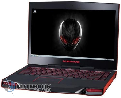 DELL Alienware M14X-0933