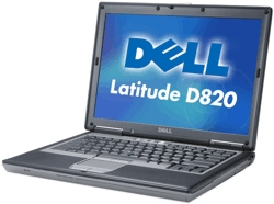 DELL Latitude D820 (D82T72GS12WP)