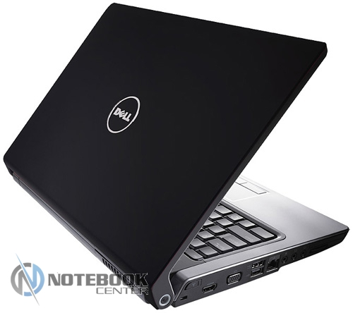 DELL Studio 1535 (DS1535J21075RD) Graphite w/red