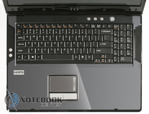Eurocom D900F Panther Workstation