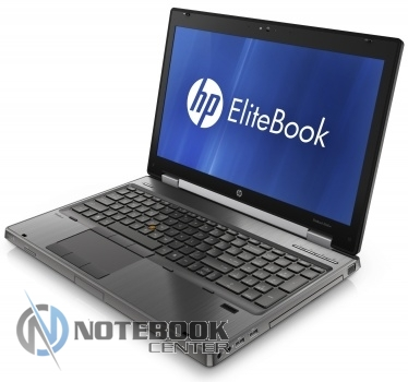 HP Elitebook 8560w LY528EA