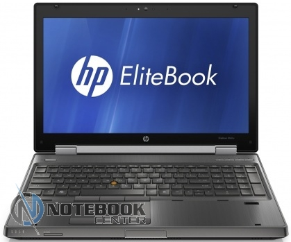 HP Elitebook 8560w WX564AV