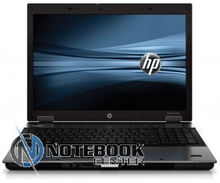 HP Elitebook 8740w WD757EA