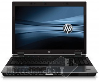 HP Elitebook 8740w WD936EA