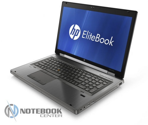 HP Elitebook 8760w LY534EA