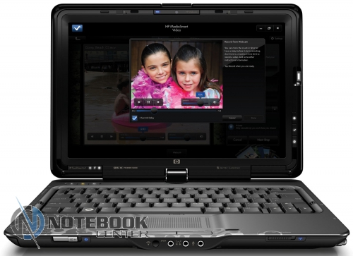 HP TouchSmart tx2-1250ea