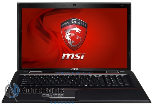 MSI GE70 0ND-448X
