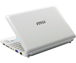 MSI Wind U135DX-1692
