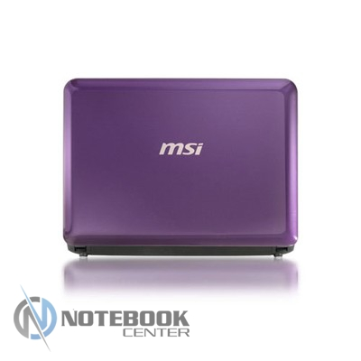 MSI Wind�U135DX-2634
