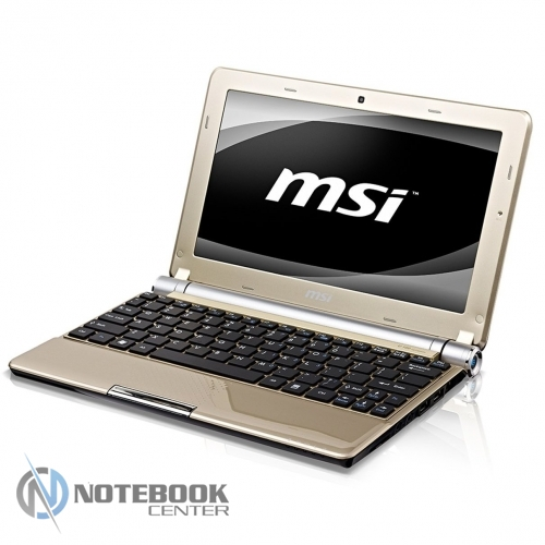 MSI Wind U160DX-668