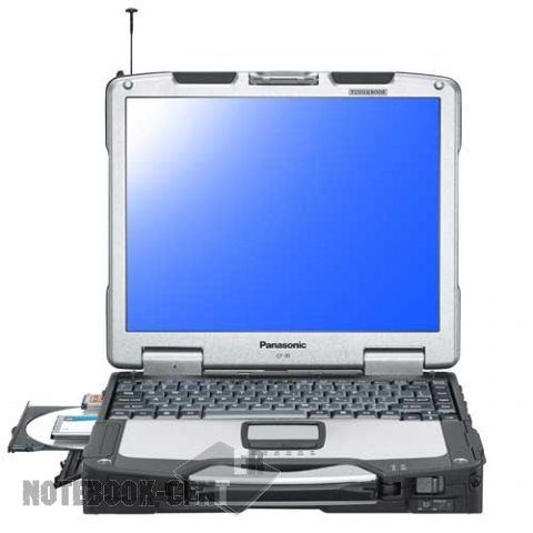Panasonic Toughbook CF-30 FTSAZN9