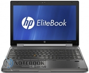 HP Elitebook 8560w XX059AV