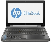 HP Elitebook 8570w B9D07AW