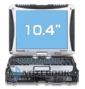 Panasonic Toughbook CF-19 3HACXF9