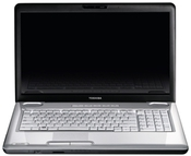 Toshiba Satellite L550