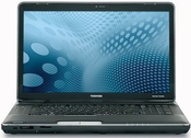 Toshiba Satellite P505