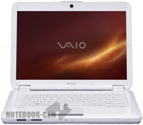Sony VAIO VGN-CS31MR/W