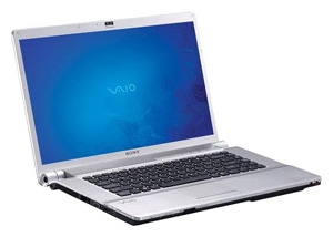 Sony VAIO VGN-FW390YFB