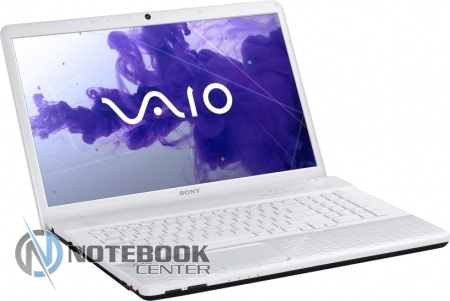 Sony VAIO VPC-EH2M1R/W