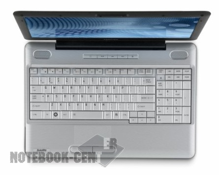 Toshiba Satellite L505D