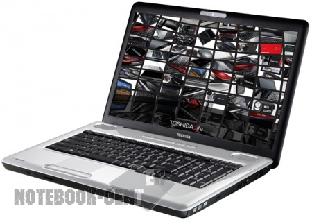 Toshiba Satellite L550-12D