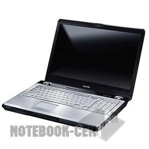 Toshiba Satellite P205