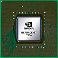NVIDIA GeForce GT 755M