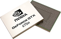 NVIDIA GeForce GTX 675M