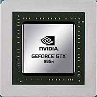 NVIDIA GeForce GTX 965M