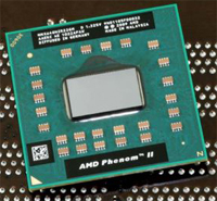 AMD Phenom II X2 Dual-Core Mobile X640 BE