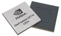 NVIDIA GeForce GTX 480M SLI