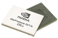 NVIDIA GeForce GTX 570M