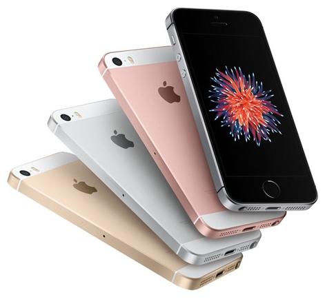 Почему Apple заявляет оновом 4-дюймовом iPhone весной