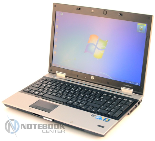 HP EliteBook 8540p Notebook Windows 8 X64