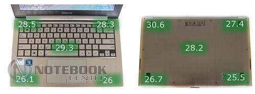 Обзор ноутбука asus zenbook ux21e