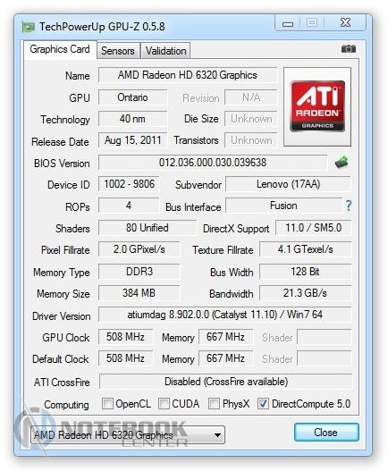 Ati Radeon Hd 6470m Driver