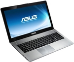 Разборка и чистка ноутбука ASUS N76