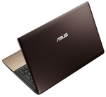 Разборка и чистка ноутбука ASUS K55