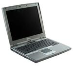 Разборка и чистка ноутбука Dell Latitude D400