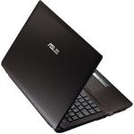 Разборка и чистка ноутбука ASUS K53