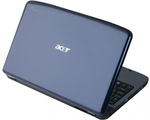 Разборка и чистка ноутбука Acer Aspire 5542